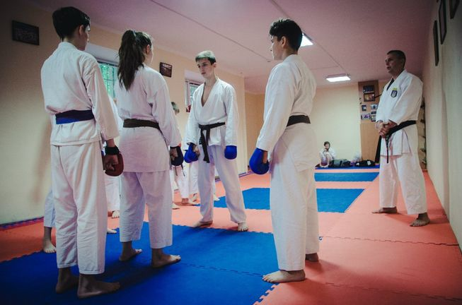 thesis on shotokan karate The evolution of karate: the evolution of karate: thesis on karate at the international budo university should be not only testament to his talents.